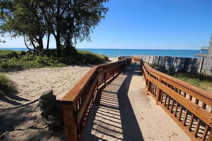 Dyckman Beach