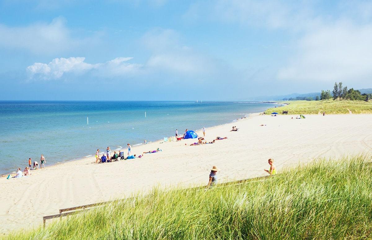 Oval Beach