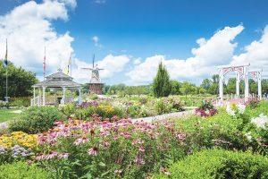 Windmill Island Gardens