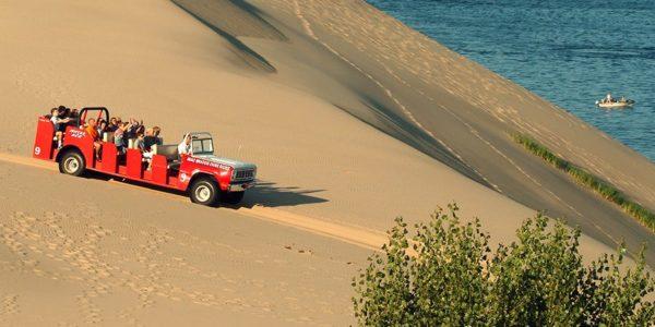 Mac Woods Dune Rides