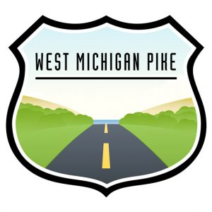 West Michigan Pike Sheild