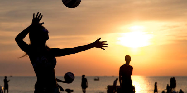 Volleyball SilverBeach