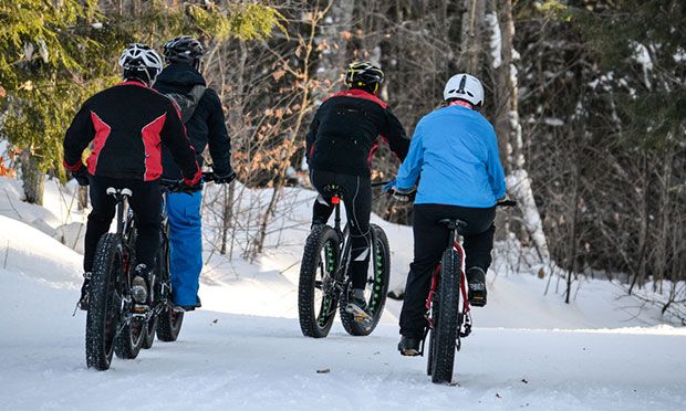 Grand Haven Fat Tire Bikes