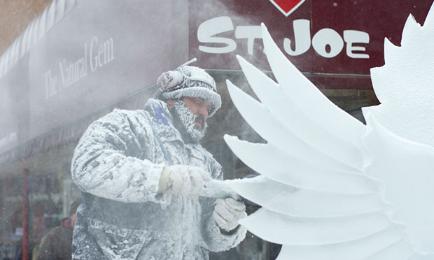 St Joe Ice Sculptures