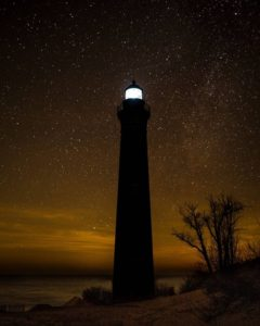 Little Sable Lighthouse - 📷 @r_christensen_photography