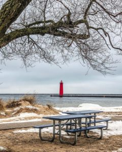 Muskegon Lighthouse 📷 @gregviau